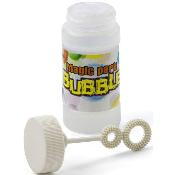 Seifenblasen im Kleinformat
