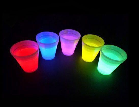 Knicklicht-Becher 350 ml