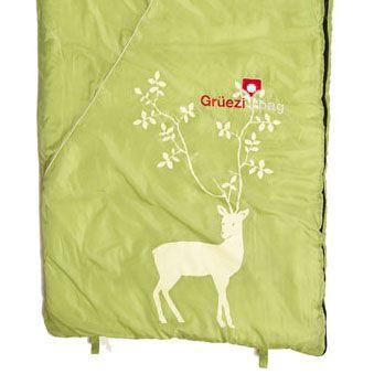 Deckenschlafsack mit Reh-Motiv
