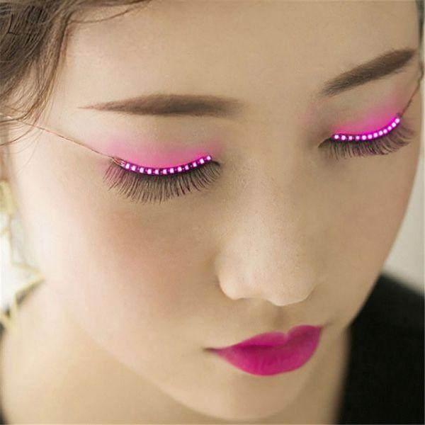 LED-Leucht-Lidstrich für die Augen