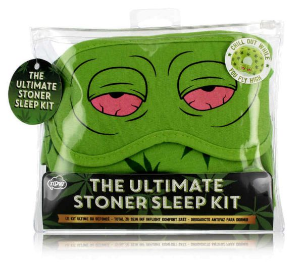 das ultimative Stoner-Schlaf-Kit