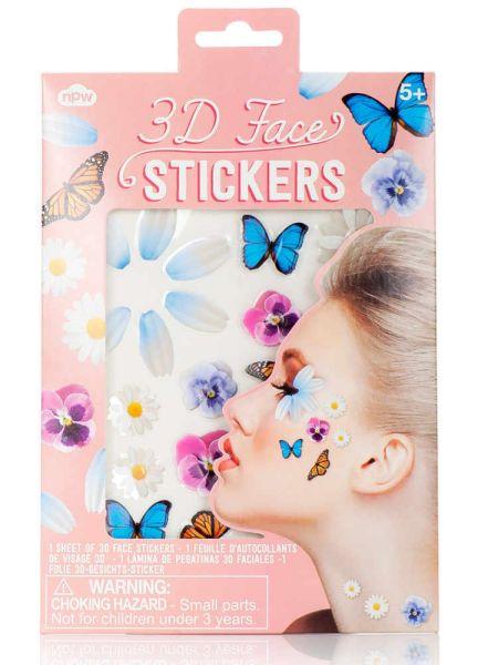 3D-Face-Sticker