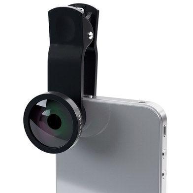Objektivlinse für Smartphones