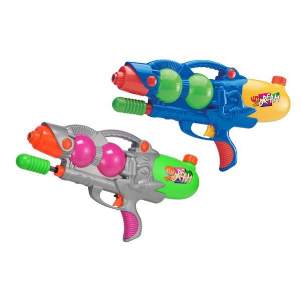 Große Wasserpistole für viel Spaß