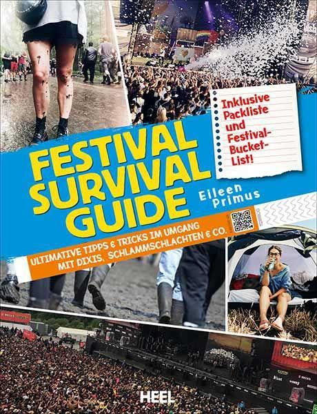 Festival Survival Guide von Eileen Primus