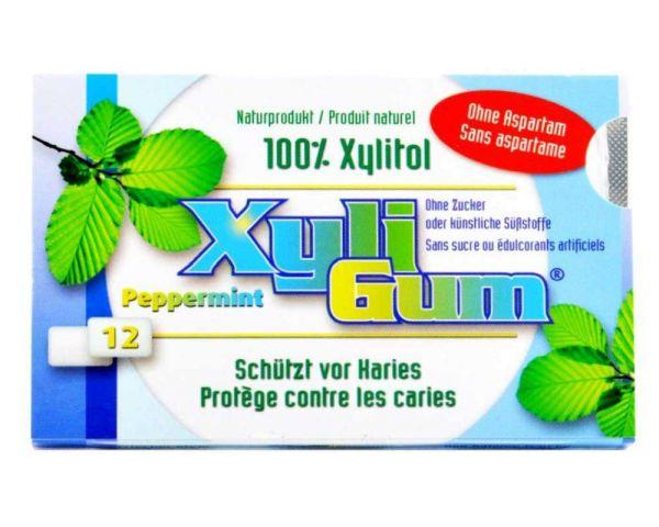 Xylit-Kaugummi Peppermint