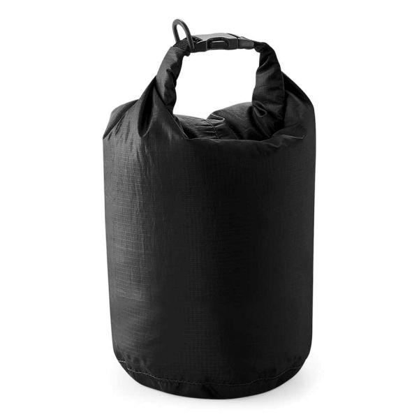 Kleine wasserdichte Packtasche mit 1 Liter Füllvolumen