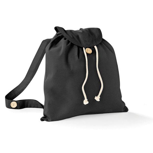 leichter Festival-Rucksack aus Baumwolle