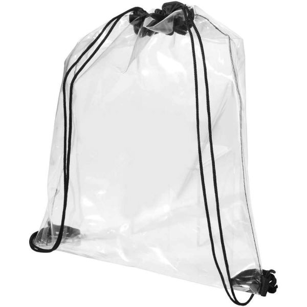 Clear Bag, Brystal Bag, transparenter Festivalrucksack