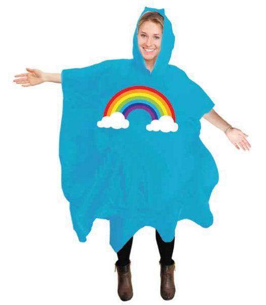 Regencape Regenbogen