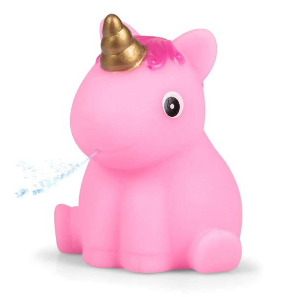 Einhorn Wasserspritzer pink