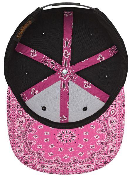 Basecap Bandana pink