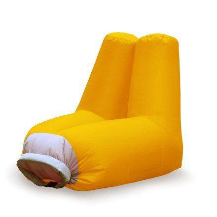 Luftsessel Cloud - aufblasbarer Sitz