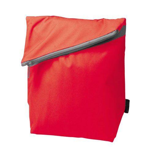 Faltbare Kühltasche mit verstellbarem Trageriemen