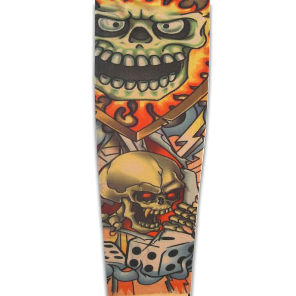Tattoo-Armling Skull