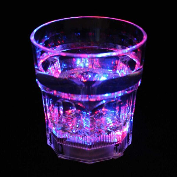LED Whiskeyglas